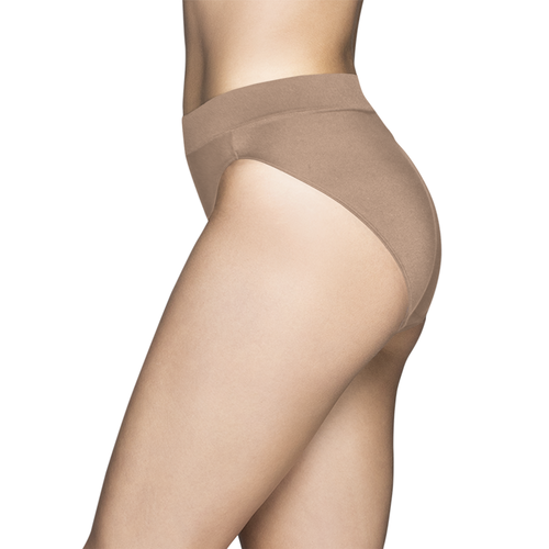 Hi-Cut Panty Honey Beige