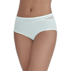 Breathable Luxe Brief Panty HERBAL MIST