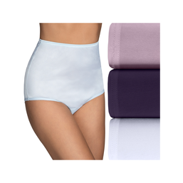 Perfectly Yours Ravissant Tailored Full Brief Panty, 3 Pack