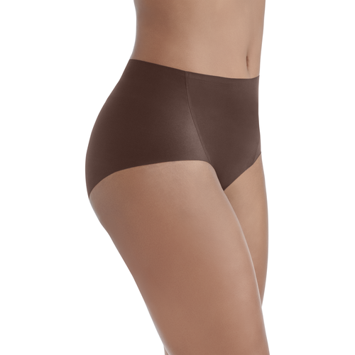 Nearly Invisible™ Brief Panty CAPPUCCINO