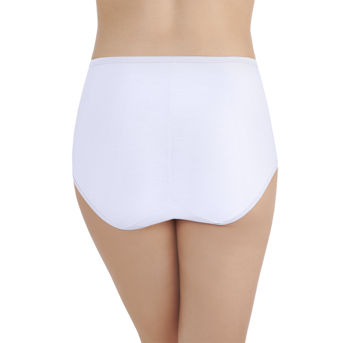 Smoothing Comfort Illumination Brief Star White