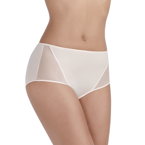 Breathable Luxe Hipster Panty SHEER QUARTZ