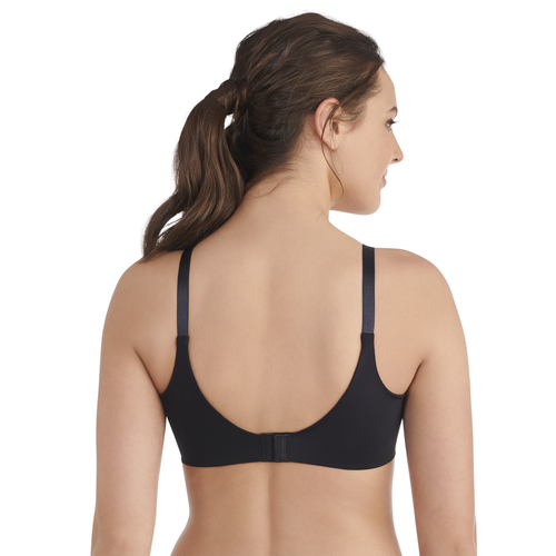 Beauty Back® Full Coverage Wirefree Bra Midnight Black