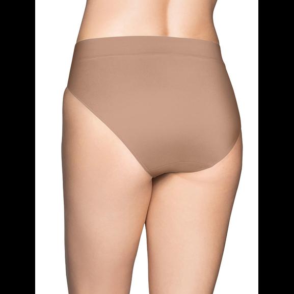 Beyond Comfort Hi-Cut Panty Honey Beige