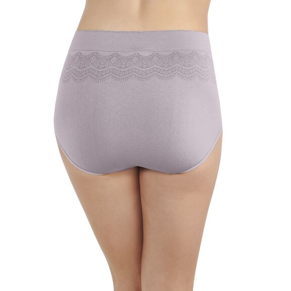 No Pinch No Show Seamless Brief Panty