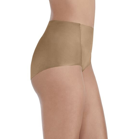 Nearly Invisible™ Brief Panty TOTALLY TAN