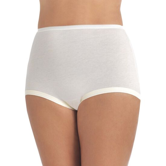 Lollipop 174 Brief Covered Leg Band 3 Pack Vanity Fair Us