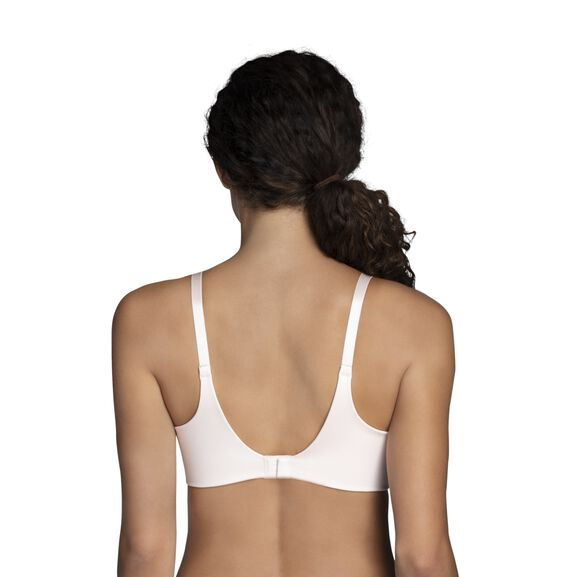 Beauty Back Full Coverage Underwire Smoothing Bra Champagne