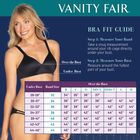 Beyond Comfort Full Coverage Wirefree Bra Damask Neutral