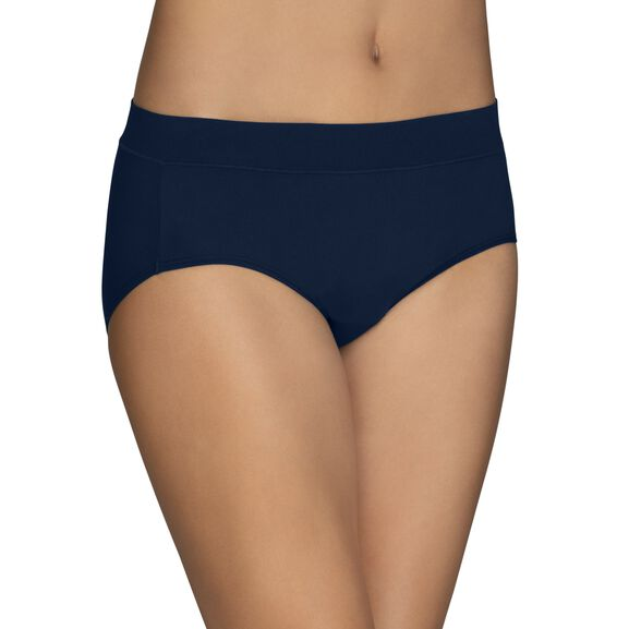 Beyond Comfort Hipster Panty Ghost Navy