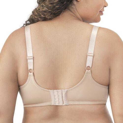 Beauty Back® Full Figure Underwire Bra Honey Beige