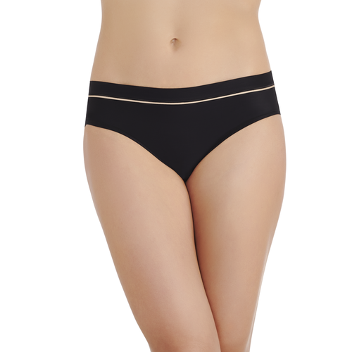 Light and Luxurious Bikini Midnight Black