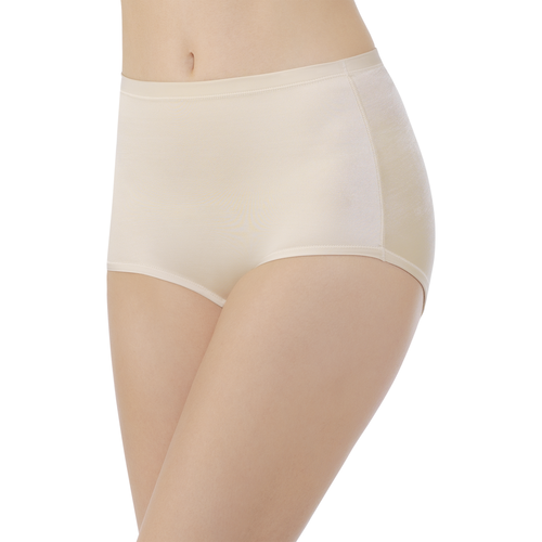 Body Caress™ Brief Damask Neutral