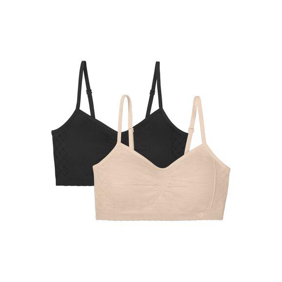 Seamless Comfort 2-Pack Bralette