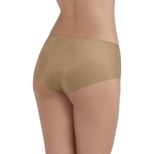 Nearly Invisible™ Cheeky Hipster Panty TOTALLY TAN