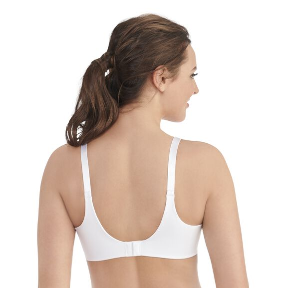 Beauty Back® Full Coverage Underwire Bra Star White