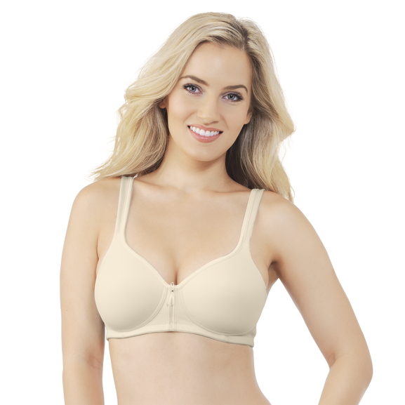 Body Caress™ Full Coverage Wirefree Ivory