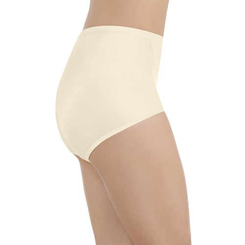 Smoothing Comfort Brief Ivory
