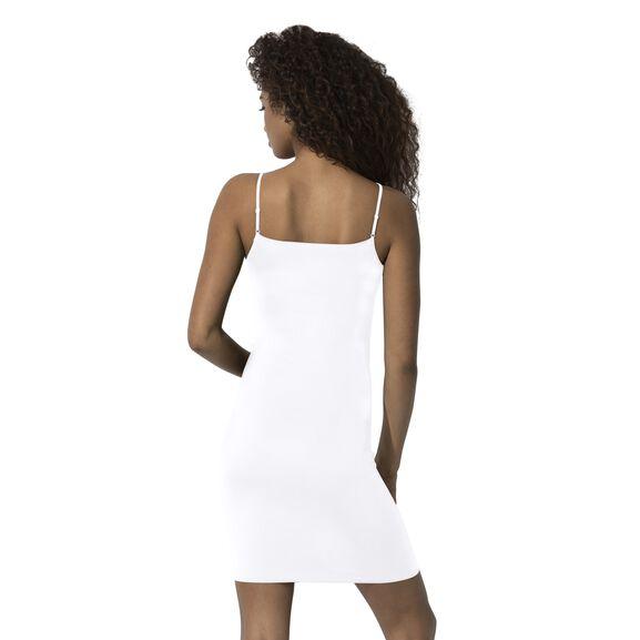Everyday Layers Sleek and Smooth Full Slip STAR WHITE