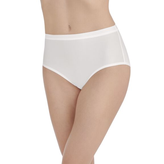 Light and Luxurious Brief Star White