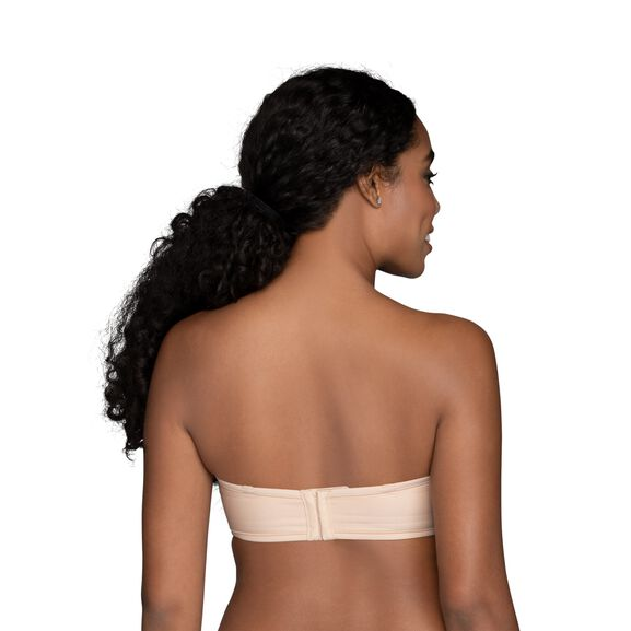 Beauty Back Underwire Smoothing Strapless Bra Rose Beige