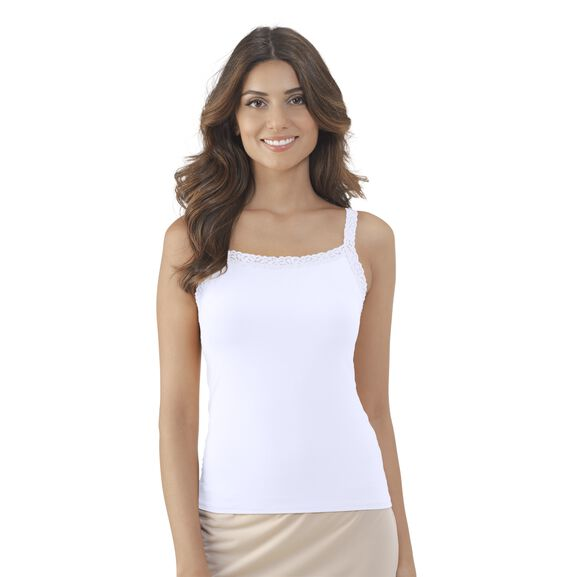 Everyday Layers SpinCami Star White