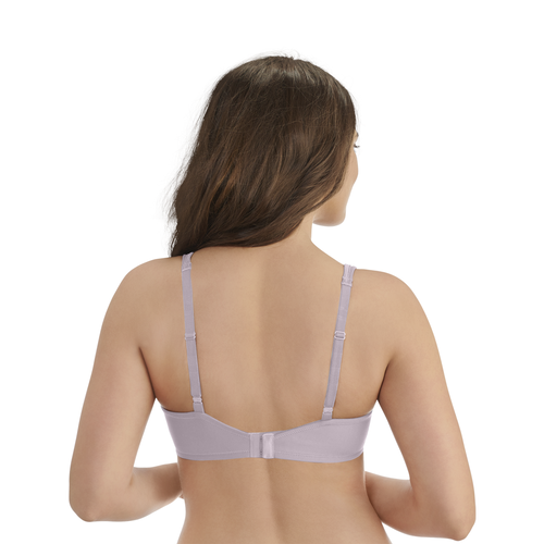 Body Caress™ Full Coverage Underwire Earthy Grey