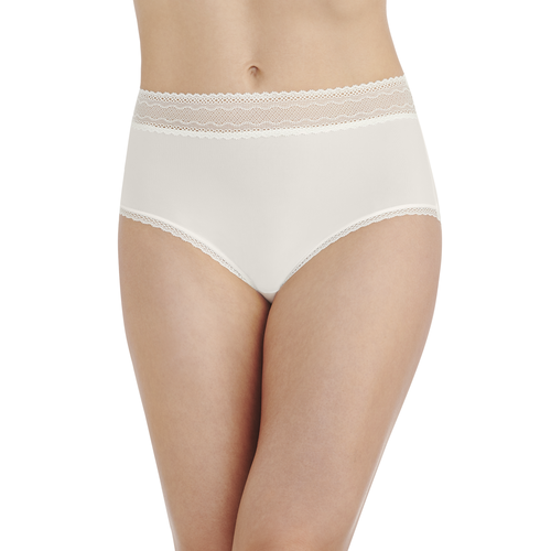 Flattering Lace Brief Cocontwhte