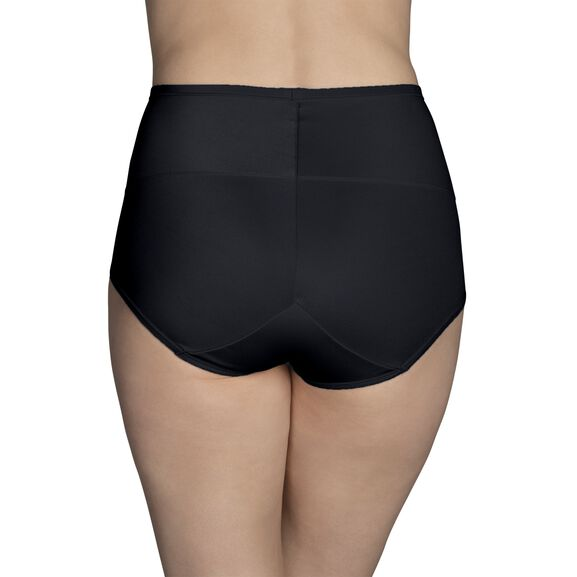 Smoothing Comfort 360° Brief Panty Midnight Black