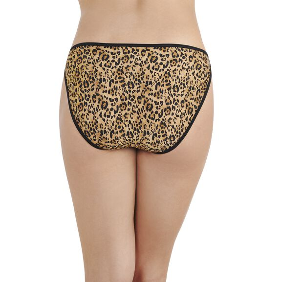 Illumination String Bikini Panty Nh Toffee Leopard Print
