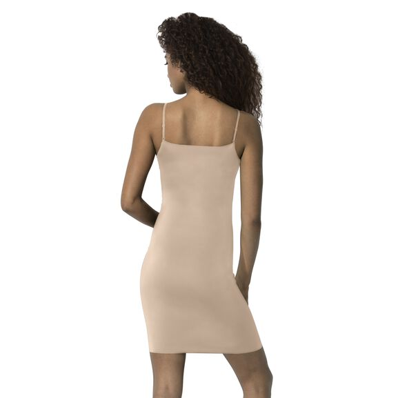 Everyday Layers Sleek and Smooth Full Slip DAMASK NEUTRAL