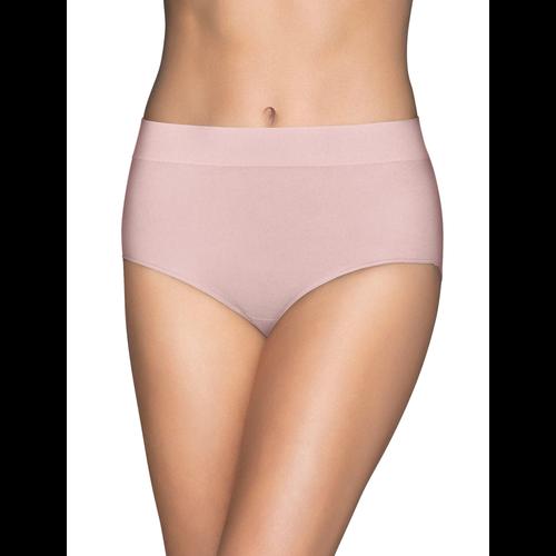 Beyond Comfort Brief Panty Sheer Quartz