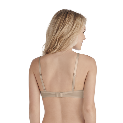 Nearly Invisible Full Coverage Underwire Bra DAMASK NEUTRAL
