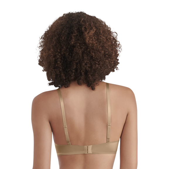 Nearly Invisible™ Full Coverage Underwire Bra TOTALLY TAN