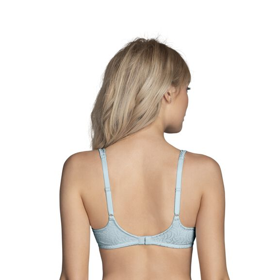 Body Shine Full Coverage Underwire Clear Water Jaquard