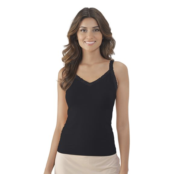 Everyday Layers SpinCami Midnight Black