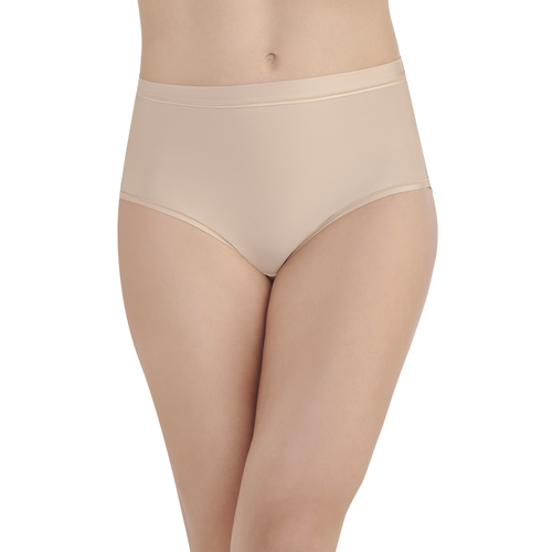 Vanity Fair Light and Luxurious Brief  Honey Beige