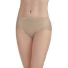 Nearly Invisible™ Cheeky Hipster Panty DAMASK NEUTRAL