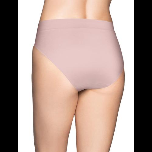Beyond Comfort Hi-Cut Panty Sheer Quartz