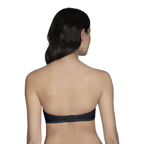 Gel Touch Strapless Pushup Black