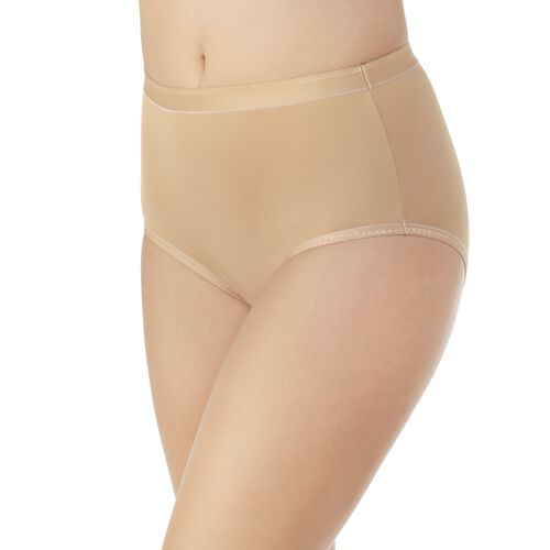 Comfort Where It Counts Brief Soft Toffee