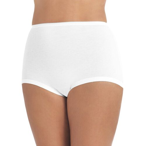 Lollipop® Brief Covered Leg Band 3 pack White