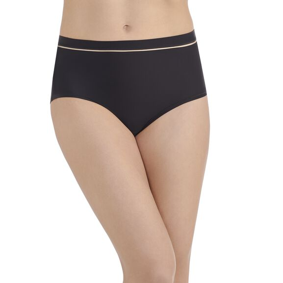 Vanity Fair Light and Luxurious Brief  Midnight Black