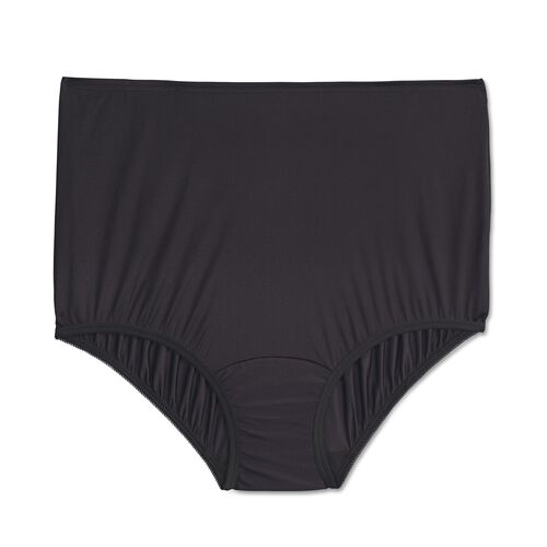 Perfectly Yours® Ravissant® Tailored Brief Midnight Black