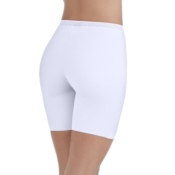 Everyday Layers Sleek and Smooth Slip Short STAR WHITE