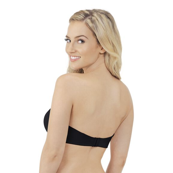 Beauty Back® Strapless Full Coverage Underwire Bra Midnight Black