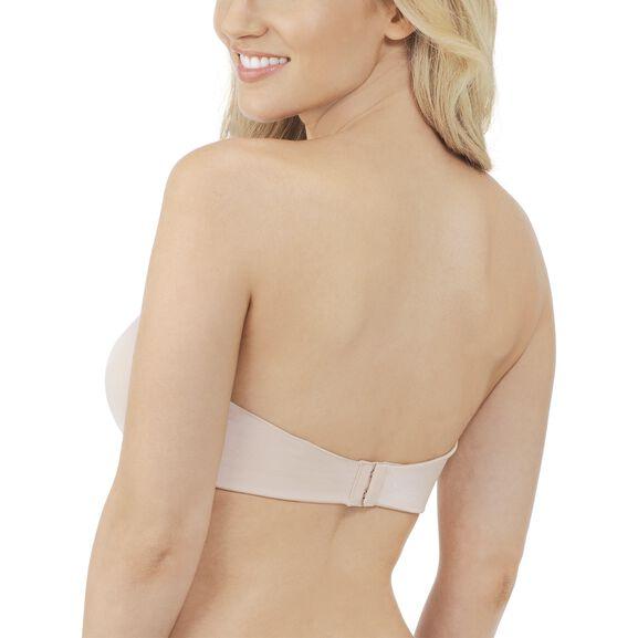Beauty Back® Strapless Full Coverage Underwire Bra Rose Beige