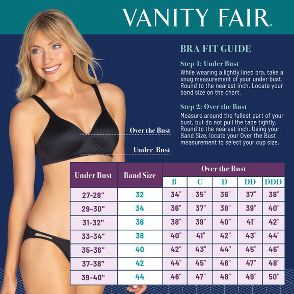 Beauty Back Underwire Smoothing Strapless Bra MID BLACK