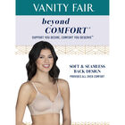 Beyond Comfort Full Coverage Wirefree Bra LAVENDER FOG
