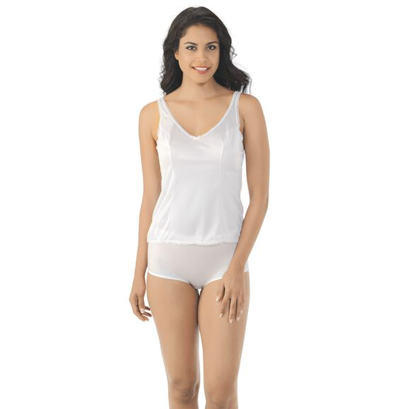 Daywear Solutions Built-up Camisole Star White
